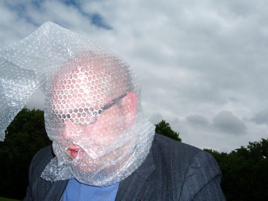 Blindsight Bubblehead by Tanvir Bush