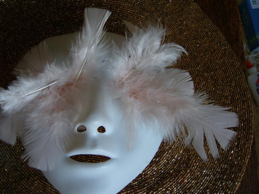 Blindsight Featherhead by Tanvir Bush