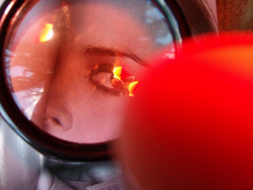 Blindsight Obfuscate 1 by Tanvi Bush