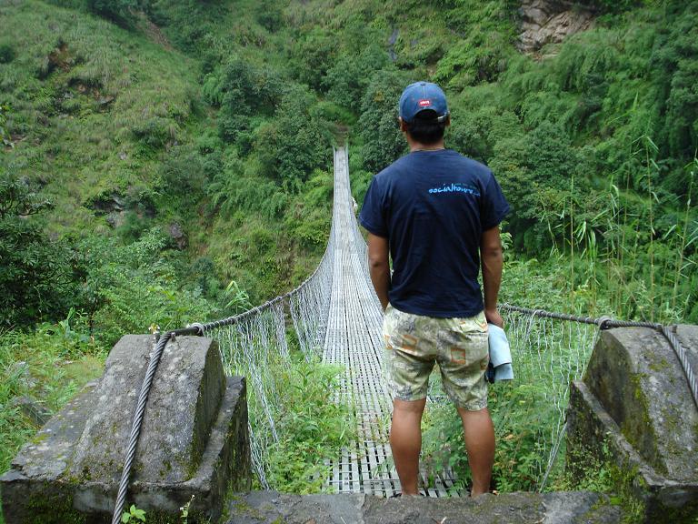 RS The Bridge by Tanvir Bush